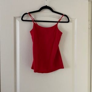Red tank top from Justice size 14